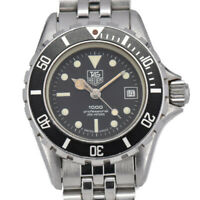 Auth TAG Heuer 1000 Professional 200m 980.008B Quartz Women's Watch A#94508