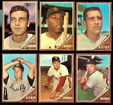 1962 Topps Baseball: Choose Your Card #340 to #590  ***UPDATED 09/15/2021***