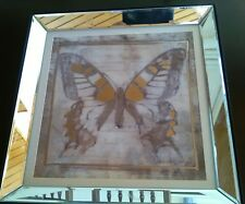 Laura ashley mirrored Framed picture