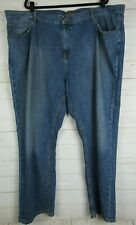 Great Northwest Mens Blue Jeans Size 48x32  W1167