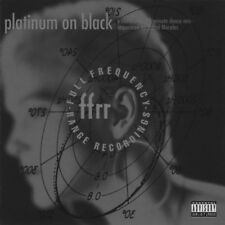 Platinum on Black by Various Artists (CD, Feb-1994, Full Frequency Range Recordi