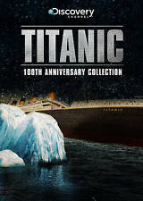 Titanic: The 100th Anniversary Collection (DVD, 2012)