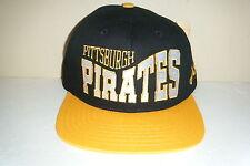 Pittsburgh Pirates Vintage snapback hat NWT Cap