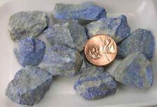 271.50ct Afghanistan 100% Natural Rough Raw Lapis Lazuli Specimen 54.30g 15-22mm