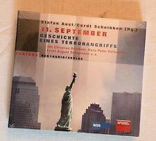 CD SEALED, 11. September Geschichte Eines Terrorangriffs (History of Terrorist.)