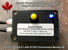 Sonoff-Tasmota! IP66 Outdoor Smart Power Outlet with Temperature Monitoring!