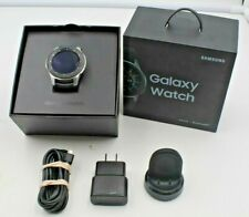 Samsung Galaxy Smartwatch (46mm) Silver (Bluetooth), SM-R800NZSAXAR