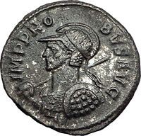 PROBUS 276AD Authentic Ancient Roman Coin Temple of Roma Poss Unpublished i59185