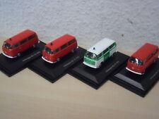 24 x Brekina Klarsichtoberteile für PKW//VW-Busse 10021