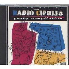 RADIO CIPOLLA - MAURO MARINO ICE MC MOLELLA SILVA COLEMAN G.E.M. - CD SIGILLATO