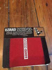 Red Lizard Skins Rear Suspension Boot-Fits Fox & Noleen-MTB