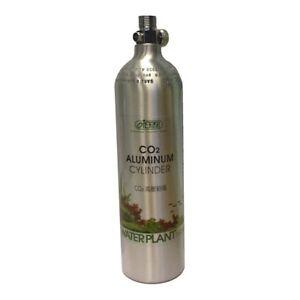 Ista Aquarium Seemless Aluminum Waterplant Co2 Cylinder 1L