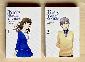 Fruits Basket Another Volumes 1 & 2 by Natsuki Takaya (Manga, English) **NEW!**