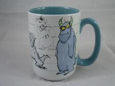 NEW Disney Pixar MONSTERS INC SULLY Watercolor Ceramic Mug, 20 oz