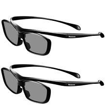 Panasonic TY-EP3D10EB 3D Glasses 2 pairs