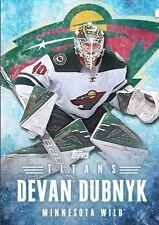 TITANS DEVAN DUBNYK Topps NHL Skate Digital Card