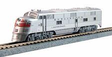 Piste N - Kato Locomotive diesel EMD E5A Argent Vitesse 176-5403 DCC NEU