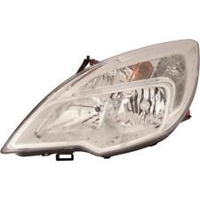 Headlight Right Vauxhall Meriva B Year 10- >> Hella H7 +H1 Lfz