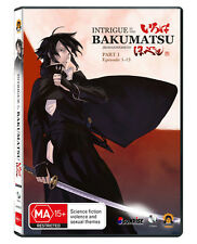 Intrigue In The Bakumatsu (Part 1) - 2DVD R4 Anime