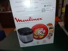 Moulinex OW240E30 Pain & Delices Macchina del Pane in Acciaio (J8O)
