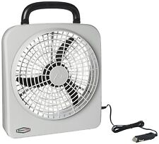 Roadpro Rp8000 12-Volt / Battery Operated 10 Portable Fan""