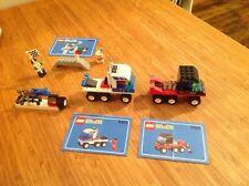 Lego City Town Jr Set 6424 Rig Racers (1998).