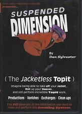 Suspended Dimension by Sylvester - DVD