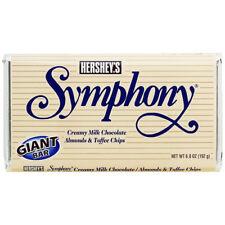 Hershey's Symphony Milk Chocolate Almonds & Toffee 192g