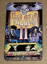 Evil Dead Ii Limited Edition Tin Dvd Complete 33291/50000