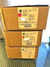 New Allen Bradley Panelview Plus 600 2711P-K6C20A8 /A Ser A Mfg 2015