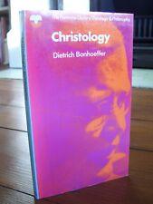 Christology by Dietrich Bonhoeffer (Paperback, 1971)