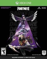 FORTNITE Darkfire Bundle (Microsoft Xbox One) Brand New Sealed With SlipCover