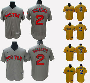 Boston Red Sox #2 Xander Bogaerts Men's Stitched Jersey