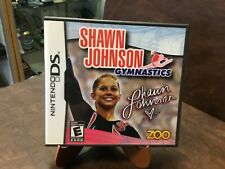 Shawn Johnson Gymnastics - Nintendo DS Game
