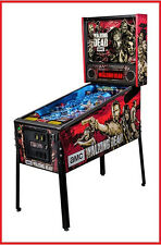 Stern The Walking Dead Pro Pinball Machine Free Shipping New