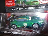 DISNEY PIXAR CARS NIGEL GEARSLEY RUBBER TIRE PC SAVE 6% GMC