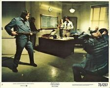 JOE DON BAKER & ROBERT DUVALL - THE OUTFIT - MGM 1973 LOBBY CARD - RICHARD STARK