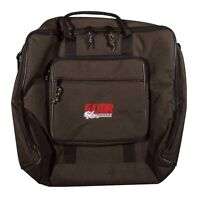 Gator Cases G-MIX-B 2118 Padded Mackie Onyx Studio Mixer Equipment Carry Bag