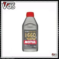 Olio Motul RBF 660 Factory Line DOT 4 per Freni e Frizioni Idrauliche - 500 ml