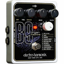 Electro-Harmonix B9 Modulation Guitar Effect Pedal