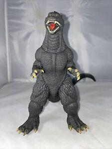 "HUGE! 2004 Bandai Godzilla Toho Monster Sofubi Final Wars 9"" 17"" head to tail!"