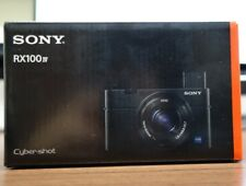 Sony Cyber-shot DSC-RX100 IV M4 20.1MP Digital Camera +
