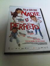 "DVD ""VA A SER QUE NADIE ES PERFECTO"" PRECINTADO SEALED JOAQUIN ORISTRELL FERNAND"