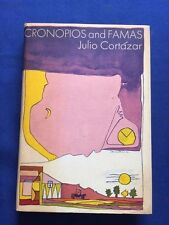 CRONOPIOS AND FAMAS - FIRST AMERICAN EDITION BY JULIO CORTAZAR