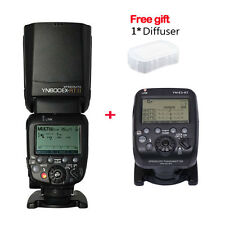 Yongnuo YN600EX-RT II 2.4G Wireless HSS TTL Master Flash + YN-E3-RT Transmitter