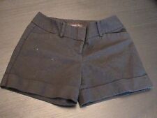 THE LIMITED Drew Fit Black Shorts Women's Size 4 GUC