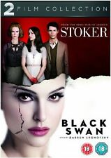 Stoker / Black Swan (Double Pack) [New DVD]