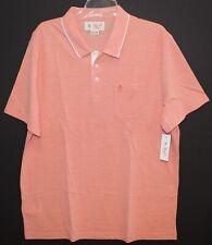 Penguin by Munsingwear Mens Orange Heritage Slim Fit Polo Shirt NWT $69 Size 2XL