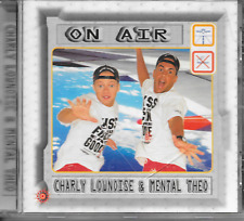 CHARLY LOWNOISE & MENTAL THEO - On air CD Album 15TR Happy Hardcore 1996 URBAN