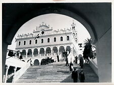 PATMOS c. 1938 - La Panagia Evangelistria Grèce - DIV 3525